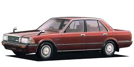 トヨタ  クラウン 1988年9月〜1991年10月