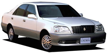 トヨタ  クラウン 1999年9月〜2003年12月