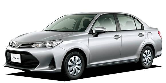 トヨタ カローラアクシオ