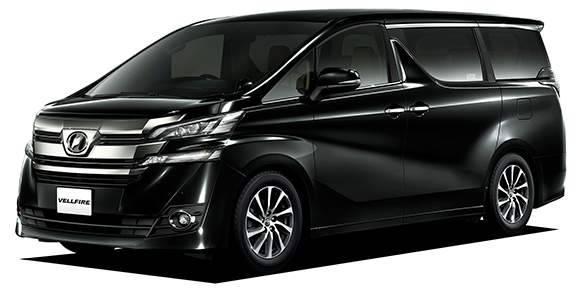 トヨタ  ヴェルファイア 2015年1月〜販売中