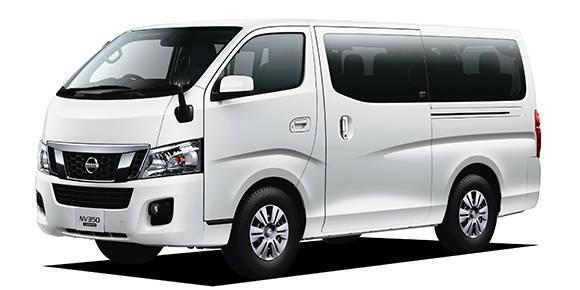 日産NV350キャラバンワゴン