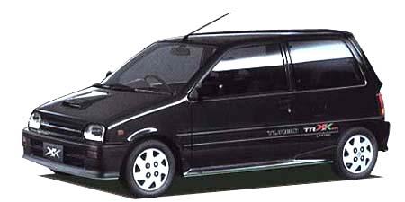 ミラTR-XX 1990 (平成2) 年03月~1994年 (平成6) 9月