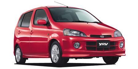 YRV 2000 (平成12) 年08月〜2005 (平成17) 年8月
