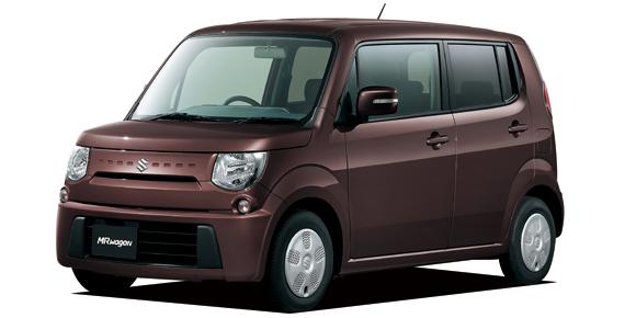 MRワゴン(スズキ)の新車・中古...