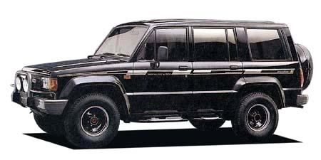 いすゞ  ビッグホーン 1988年12月〜1991年12月
