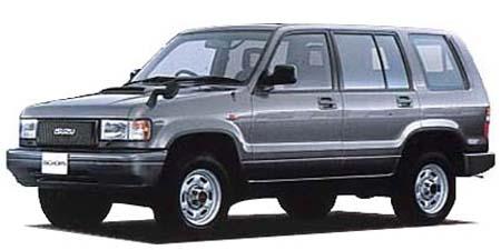 いすゞ  ビッグホーン 1991年12月〜2002年12月