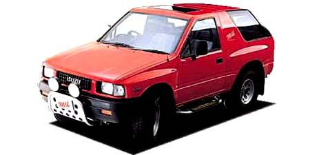いすゞ  ミュー 1990年8月〜1998年6月
