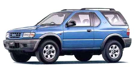 いすゞ  ミュー 1998年6月〜2002年5月