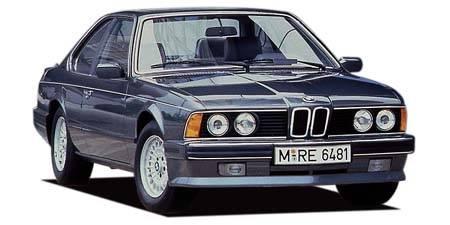 BMW E24 6シリーズ 1989年1月〜1990年8月