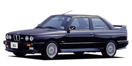 BMW E30 M3 1989年1月〜1990年11月