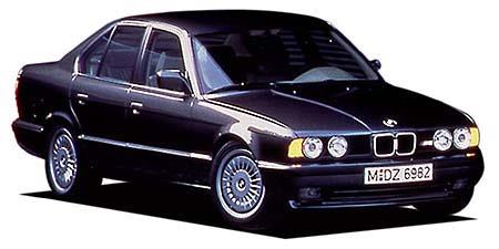BMW E34 M5 1991年6月〜1994年5月
