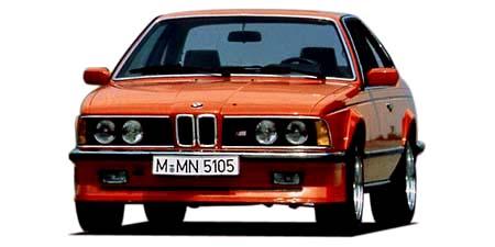 BMW E24 M6 1989年1月〜1990年8月