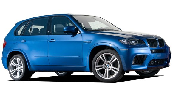 BMW E70 X5 M 2009年7月〜2014年4月