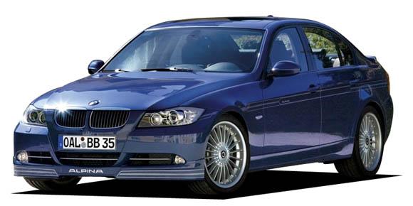 BMWアルピナ  B3 2007年10月〜2013年5月