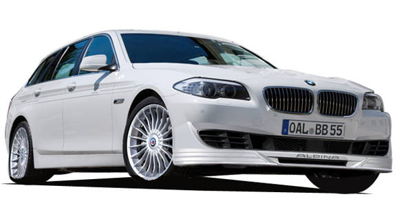 BMW bmwアルピナ b5ツーリング : goo-net.com
