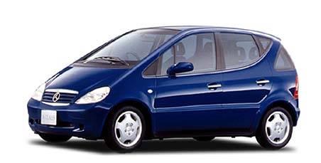 メルセデス・ベンツ W168 Aクラス 1998年9月〜2005年2月