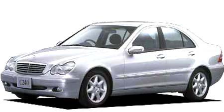 メルセデス・ベンツ W203 Cクラス 2000年9月〜2007年6月
