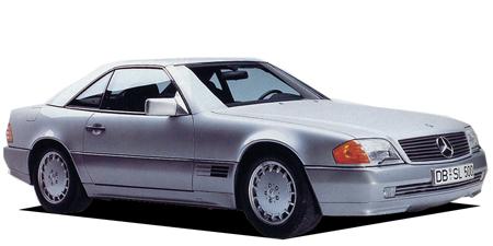 メルセデス・ベンツ R129 SL 1989年10月〜2001年10月