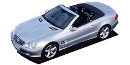 メルセデス・ベンツ R230 SL 2001年10月〜2012年3月