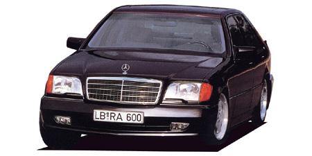 AMG W140 Sクラス 1993年10月〜1999年8月