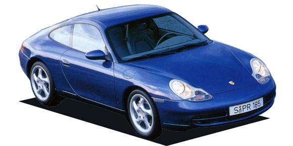 ポルシェ 996 911 1998年1月〜2004年8月