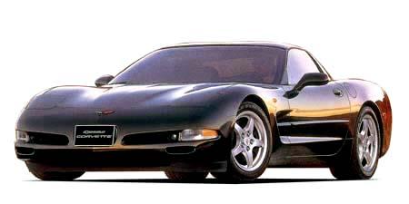 シボレー  シボレーコルベット 1997年6月〜2005年2月