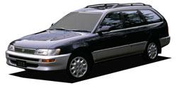 トヨタ カローラツーリングワゴン