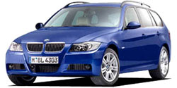 BMW 3シリーズ E91