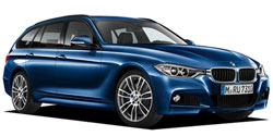 BMW 3シリーズ F31/F30