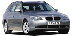 BMW 5シリーズ E61