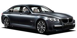 BMW 7シリーズ F02