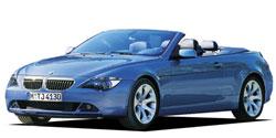 BMW 6シリーズ E64