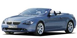 BMW 6シリーズ E63/E64