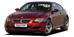 BMW M6 E63/E64