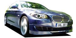BMWアルピナ B5 F10