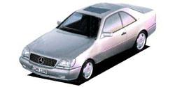 メルセデス・ベンツ CL W140