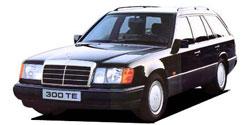 メルセデス・ベンツ ミディアムクラス W124