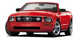 フォード マスタング