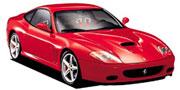 フェラーリ 575