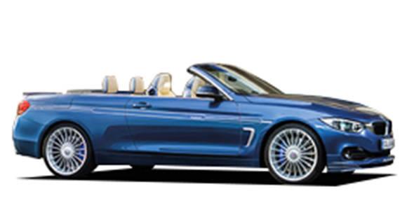 BMWアルピナ B4