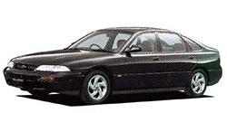 日本フォード テルスターTX5