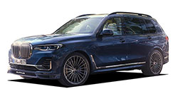 BMWアルピナ XB7