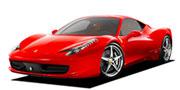 フェラーリ 458イタリア