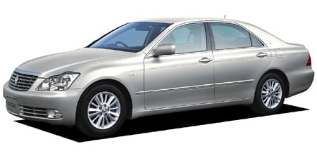TOYOTACROWNROYAL EXTRA I-FOUR Q PACKAGE 60TH SPECIAL EDITION
