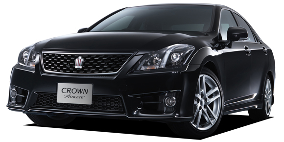 TOYOTACROWN2.5 ATHLETE I-FOUR ANNIVERSARY EDITION