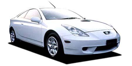 トヨタ  セリカ 1999年9月〜2006年4月
