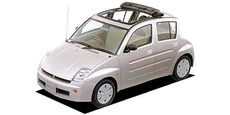 TOYOTAWILL VICANVAS TOP