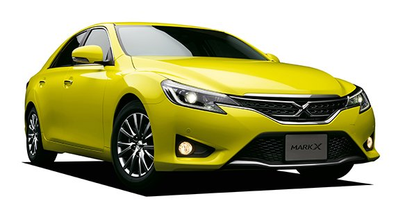 TOYOTAMARK X250G S PACKAGE YELLOW LABEL