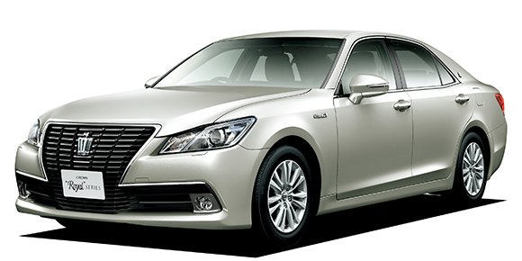 TOYOTA CROWN HYBRID ROYAL