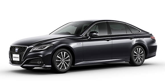 TOYOTACROWN HYBRIDS